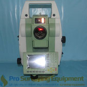 2012 Leica TCRP1201+ R1000 Robotic Total Station