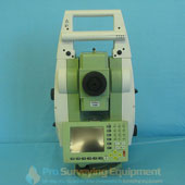 2012 Leica TCRP1205+ R1000 Robotic Total Station