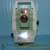 2011 Leica TCRP1201+ R1000 Robotic Total Station