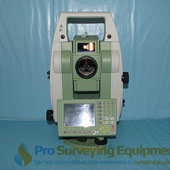 2011 Leica TCRP1205+ R1000 Robotic Total Station
