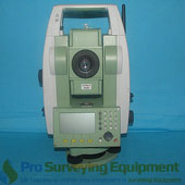 2011 Leica TS02 Ultra 5 R1000 Flexline Reflectorless Total Station