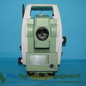 2010 Leica TS02 Ultra 5 R1000 Flexline Reflectorless Total Station
