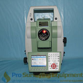 2011 Leica TS11 3 R1000 Reflectorless Total Station