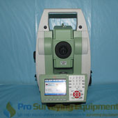 2012 Leica TS11 3 R400 Reflectorless total Station