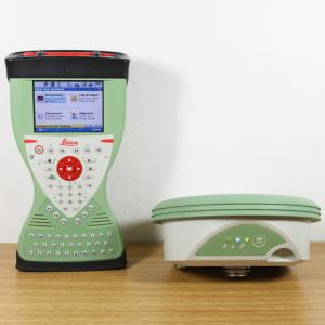 Leica Viva GS12 GPS CS15 GLONASS RTK Kit