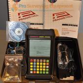Panametrics 36DL+ Ultrasonic Flaw Detector