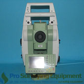 2008 Leica TCRP1203+ 3 R1000 Robotic Total Station
