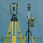 2010 Trimble SPS930 1 Robotic Total Station with TSC3 and MT1000